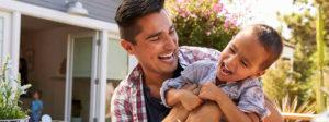 La importancia del padre en la crianza