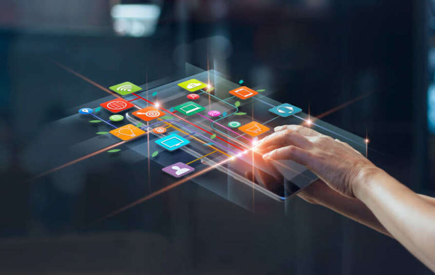 empresas digitales, digitalizar una empresa, ecosistema digital