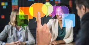 La buena comunicación mejora la productividad